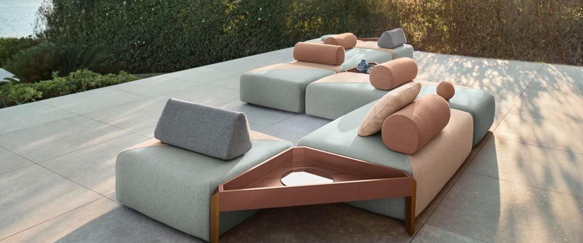 Dedon Outdoormöbel - Design Lounge Möbel kaufen - Einrichtungshaus