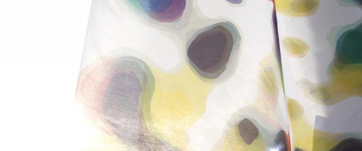 Kinnasand - Vorhangstoff Splash