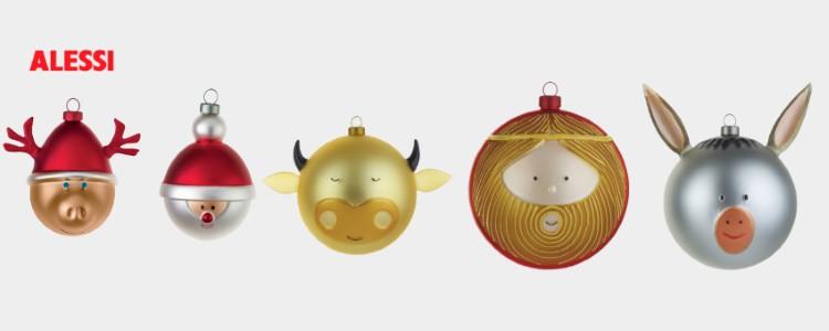 Alessi weihnachtskugeln die besondere weihnachtsdekoration - Besondere weihnachtskugeln ...