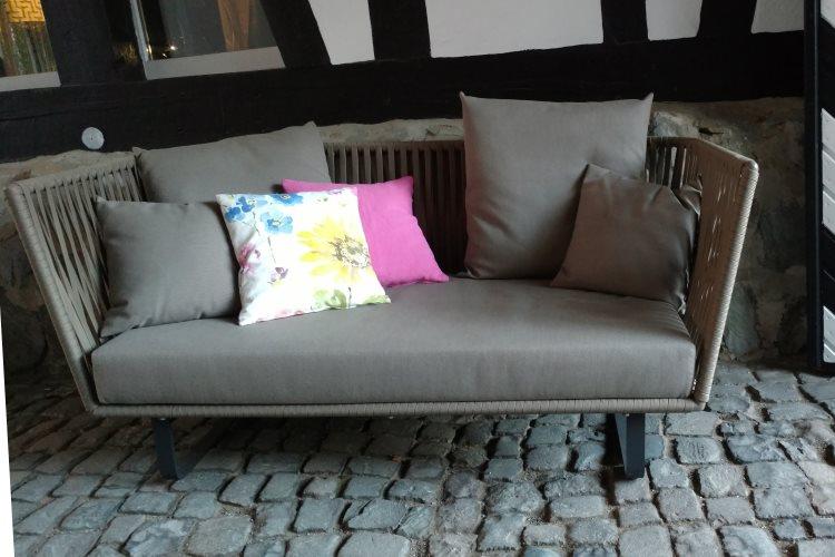 Kettal Bitta 2er Sofa