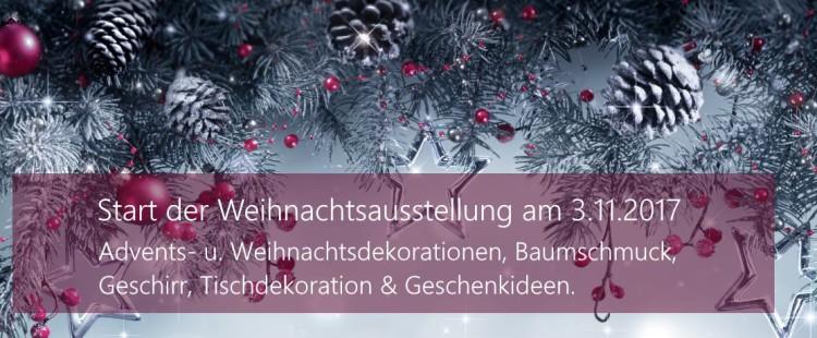 Neumühle Weihnachtsausstellung