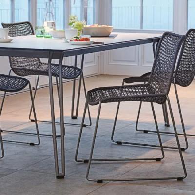 Weishäupl Slope Stuhl Tisch 2016